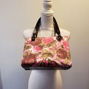 Kate Spade beautiful floral purse. EUC